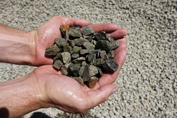 3 4 Quot Crushed Gravel : Socal mulch aggregate ground covers